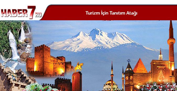 Turizm İçin Tanıtım Atağı