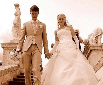 Günün Fotoğrafı: Rusya da düğünler