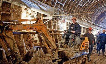 Moskova Metro İstasyonlarının inşası için Çin'den yardım alınabilir.