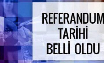 Tass; Erdoğan Referandum Tarihini Açıklayacak!