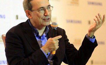 Orhan Pamuk Moskova'da