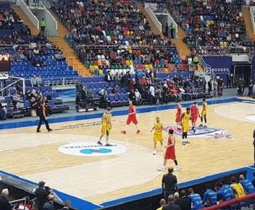 THY Euroleague CSKA Moskova-Maccabi FOX Tel Aviv  Basketbol Karşılaşması