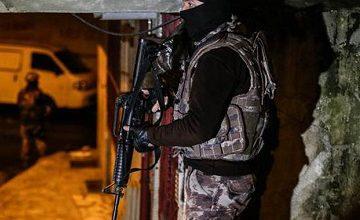 İstanbul'da Terör Operasyonu, Çok Sayıda Göz Altı Var