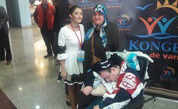 Antalya'dan 'Sevgi İzi' Projesi'ne Gülsüm Anne'den Destek