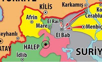 El Bab Türkiye ve Rusya'nın Kontrolünde