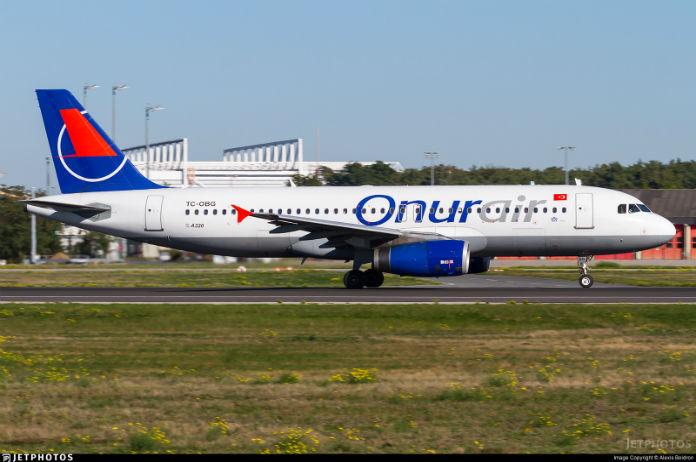 Onur Air uçağı, Volgograda acil iniş yaptı 28